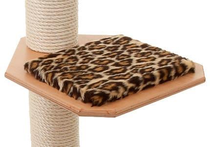 Buche-Plüsch-Leopard