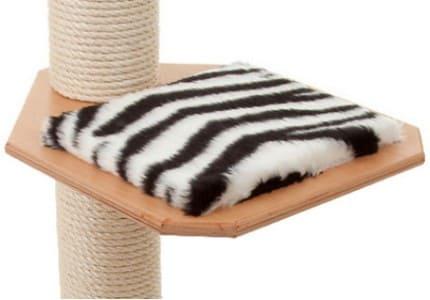 Buche-Plüsch-Zebra