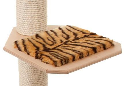 Natur-Plüsch-Tiger