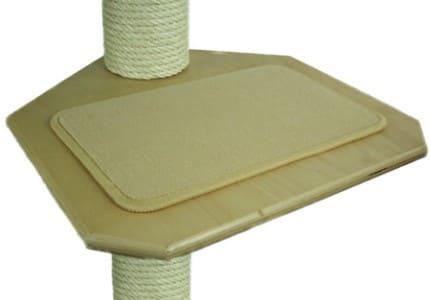 Indoor-Teppich-Beige