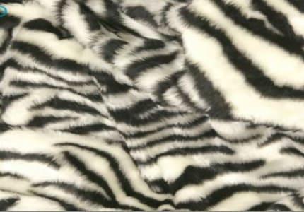 Plüsch-Zebra