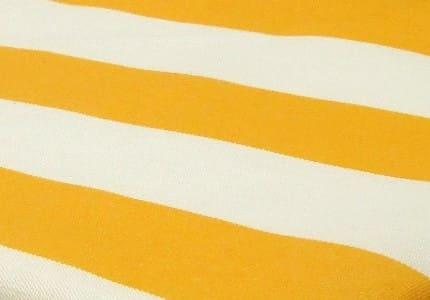 Stoff-Gelb-Weiß