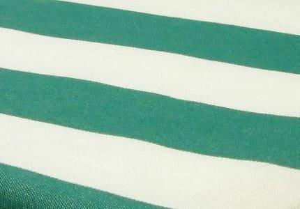 Stoff-Grün-Weiß